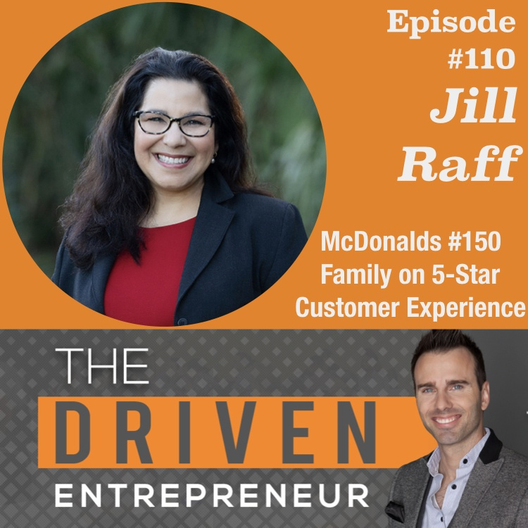 Podcast: The Driven Entrepreneur