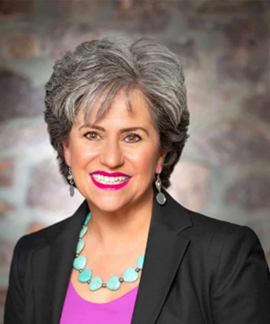 Christine Molina working as a customer experience expert with the Jill Raff Group