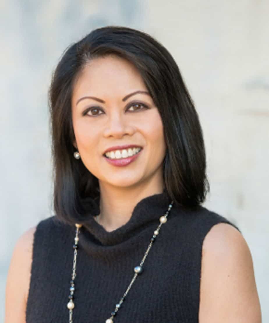 Cheryl Tan working as a customer experience expert with the Jill Raff Group